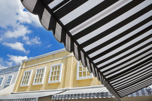 Will My Awning Give Me Water And Weather Protection